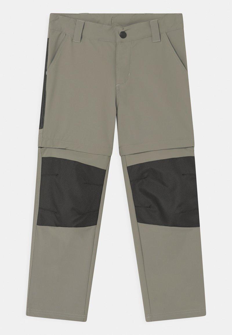 LEGO Wear - PAYTON 2-IN-1 UNISEX - Outdoorové kalhoty - dark khaki
