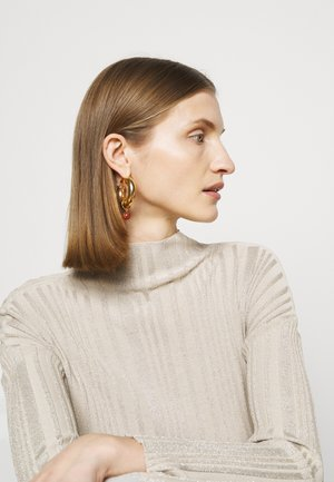 MARCHE - Earrings - gold-coloured