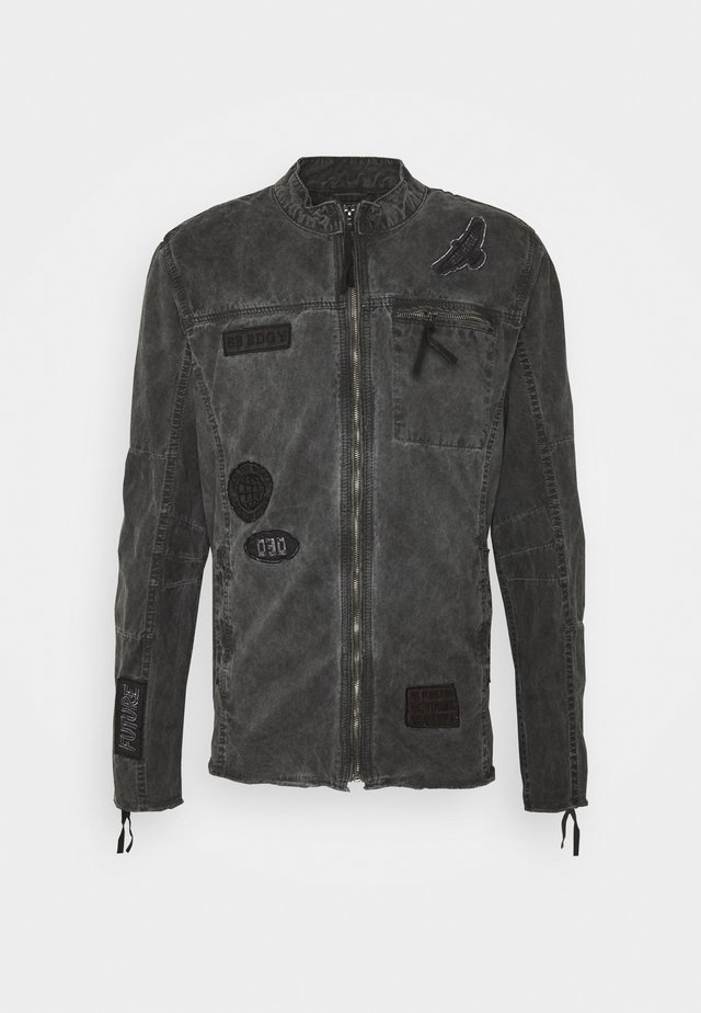 NEXT - Summer jacket - black denim