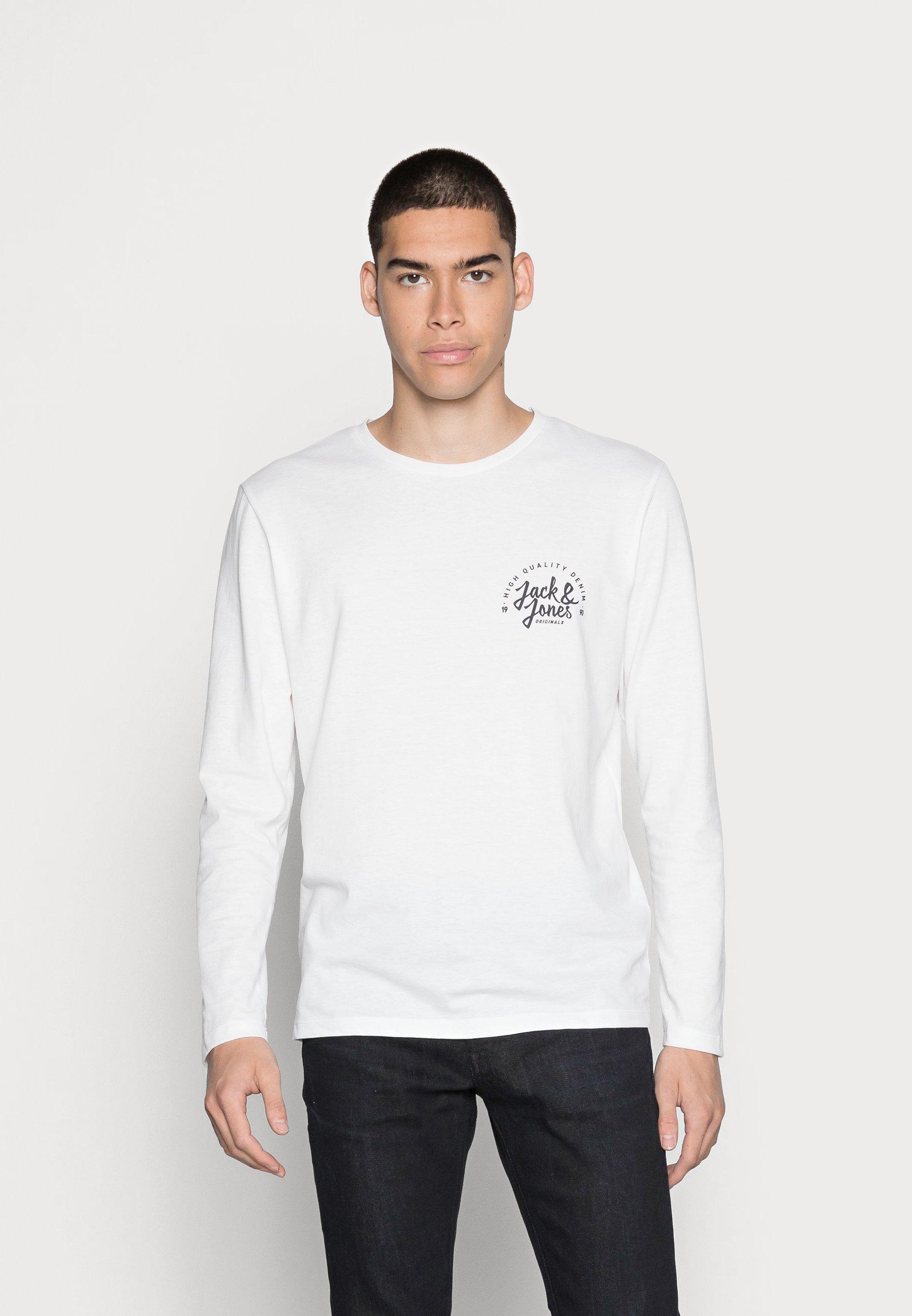 Uomo JJKIMBE CREW NECK - Maglietta a manica lunga