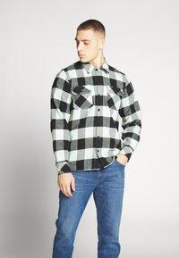 Dickies - SACRAMENTO - Camisa - mint - 0