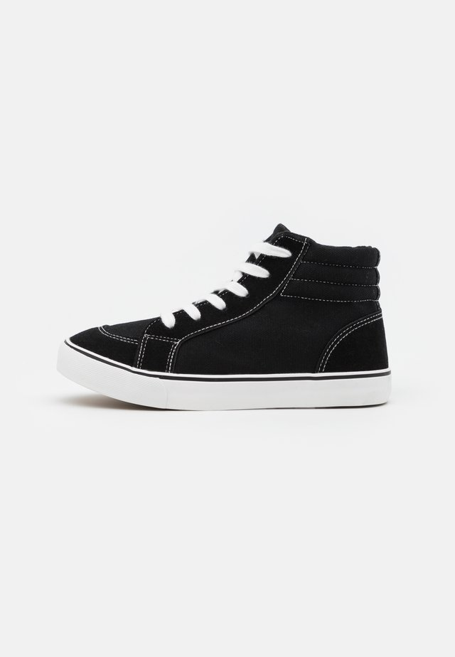JOEY TRAINER UNISEX - High-top trainers - black