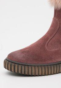 Froddo - MYA TEX MEDIUM FIT - Boots - pink - 5