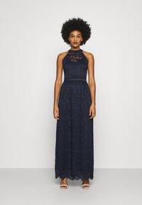 WAL G. - LAILA DRESS - Vestido de fiesta - navy blue - 0