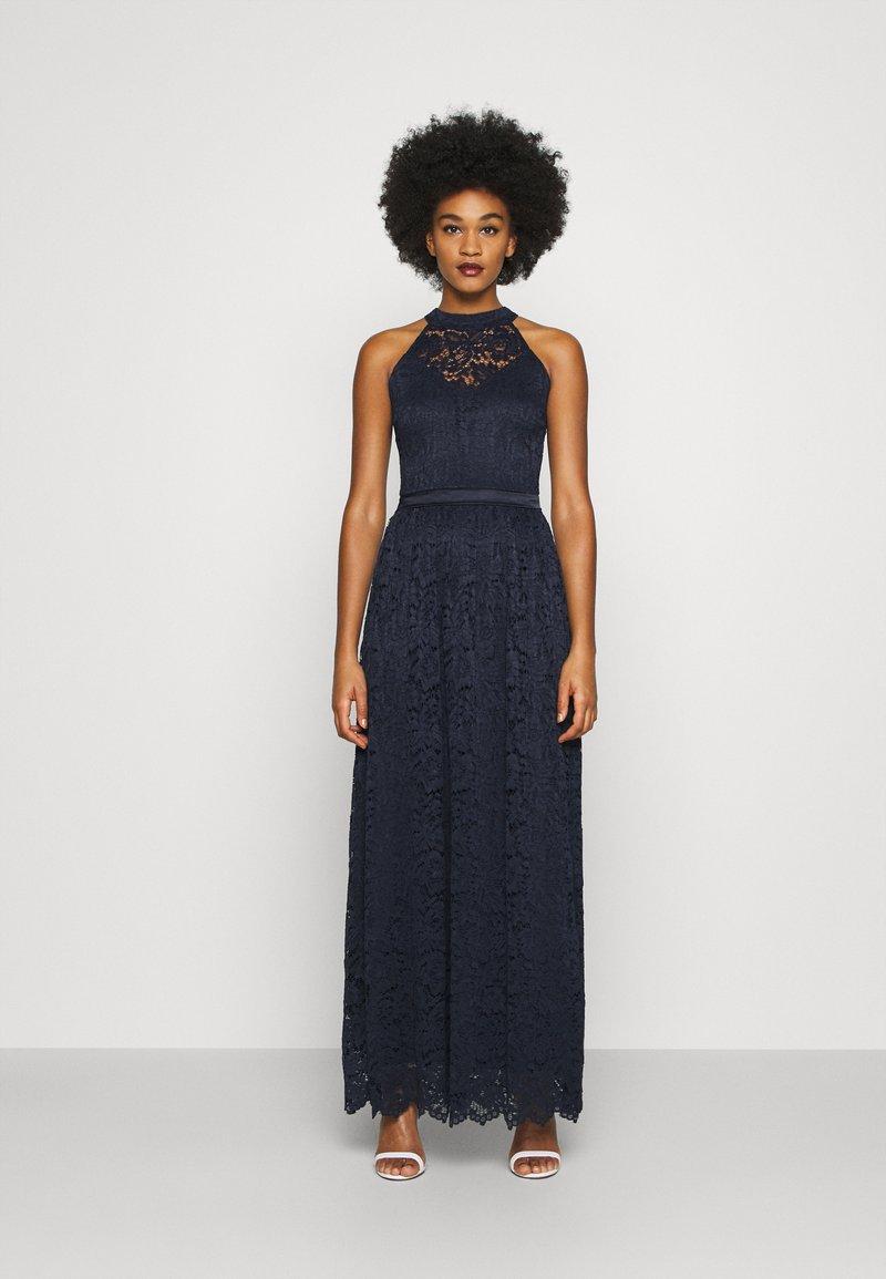 WAL G. - LAILA DRESS - Vestido de fiesta - navy blue