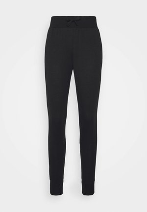 LOUNGEWEAR JOGGERS - Tracksuit bottoms - black
