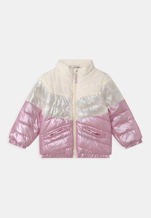 NMFMISA PUFFER - Winter jacket - bright white