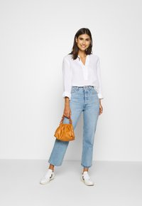 Marc O'Polo - BLOUSE LONG SLEEVED - Camicetta - white - 1