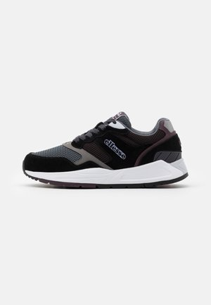 NYC84 TECH - Trainers - black/dark purple