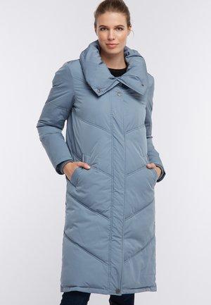MANTEL - Cappotto invernale - blue-grey