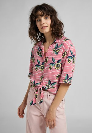 RESORT  - Button-down blouse - cherry blossom