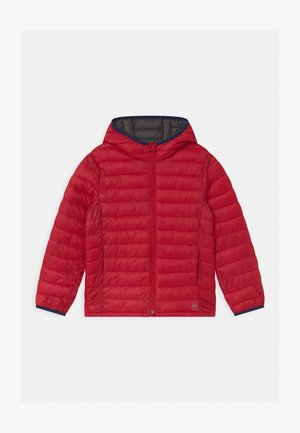 BOY PUFFER - Winterjas - pure red