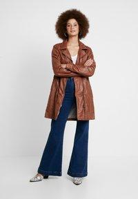 Gipsy - SELMA - Short coat - cognac - 1