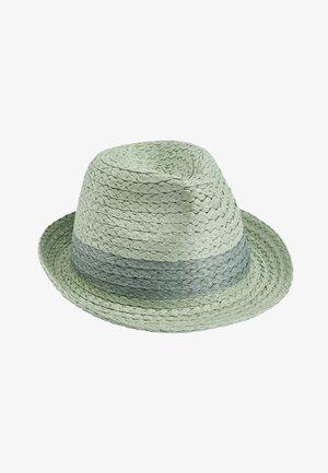 TRIM TRILBY - Hat - green