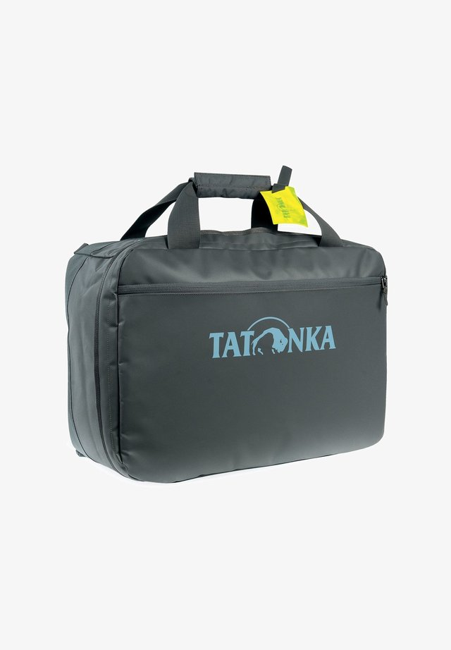 FLIGHT BARREL - Weekend bag - titan grey