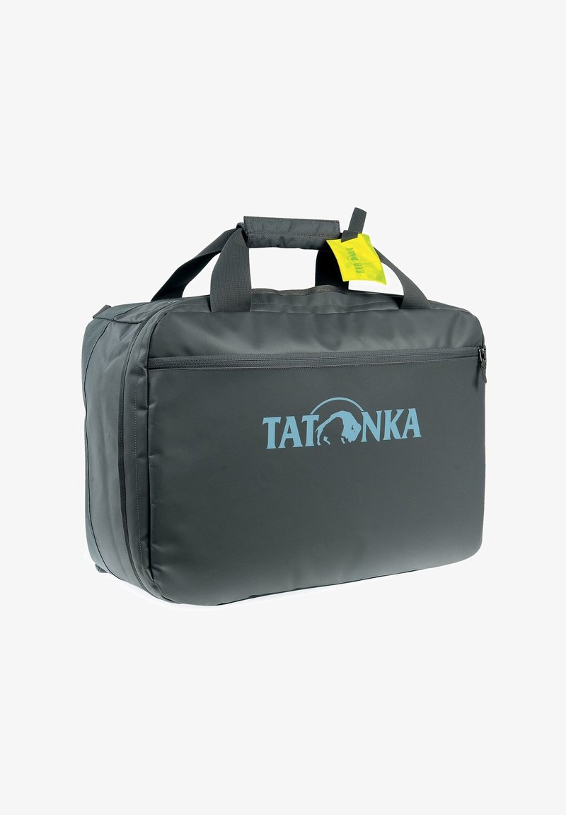 Tatonka - FLIGHT BARREL - Weekend bag - titan grey