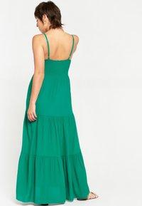 LolaLiza - Maxi dress - green - 2