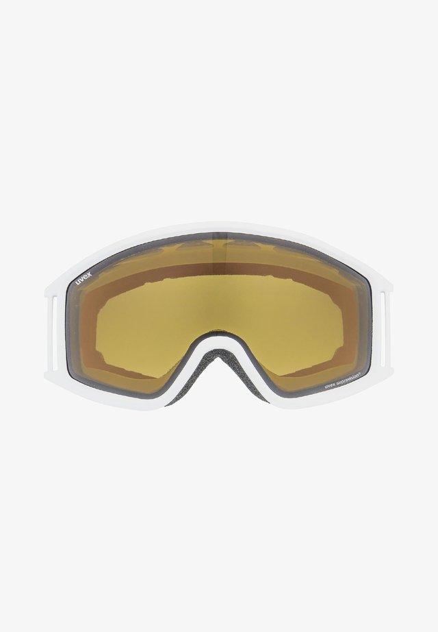 G.GL 3000 LGL - Ski goggles - white mat