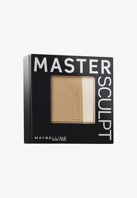 Maybelline New York - MASTER SCULPT - Contouring - light medium - 0