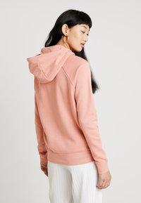 Nike Sportswear - HOODIE - Luvtröja - pink quartz/white - 2