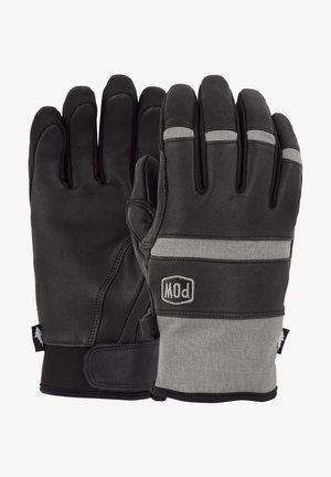 VILLAIN - Gloves - charcoal