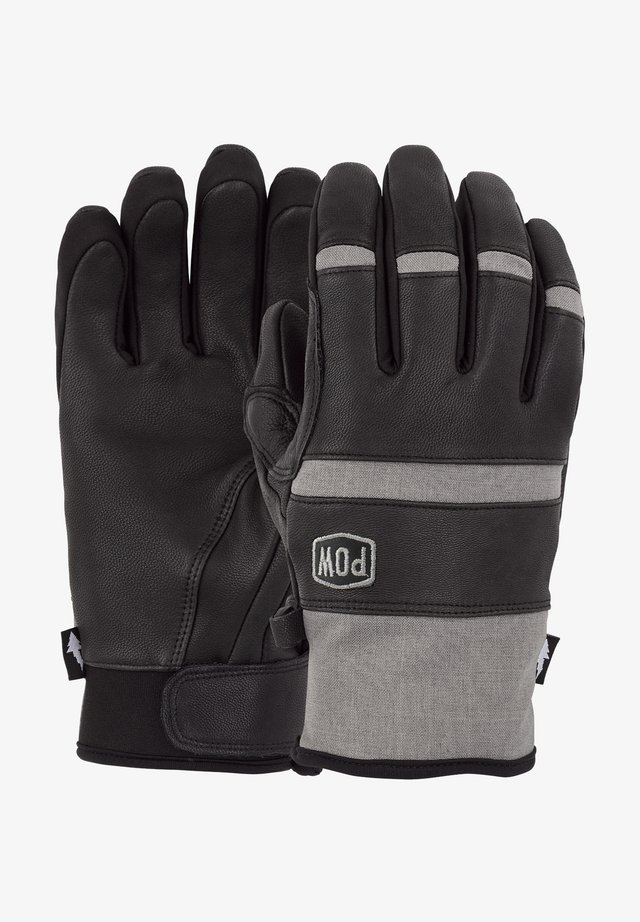VILLAIN - Handschoenen - charcoal