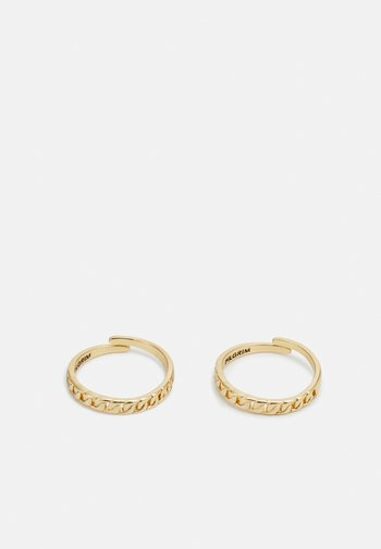 RING HAVEN 2 PACK - Ring - gold-coloured