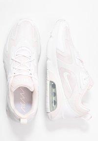 Nike Sportswear - AIR MAX 200 - Sneakers - light soft pink/white/summit white - 3