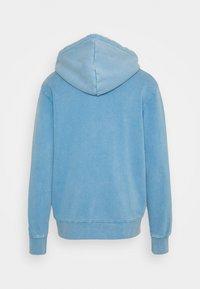 Han Kjøbenhavn - CASUAL HOODIE - Sweater - faded blue - 1