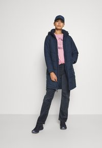Jack Wolfskin - NORTH YORK COAT - Winter coat - midnight blue - 1