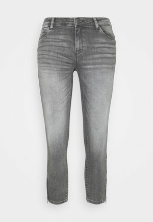 NMKIMMY - Jeans Skinny Fit - light grey denim