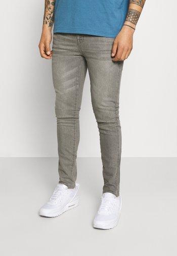 SLIM LEG - Slim fit jeans - light grey