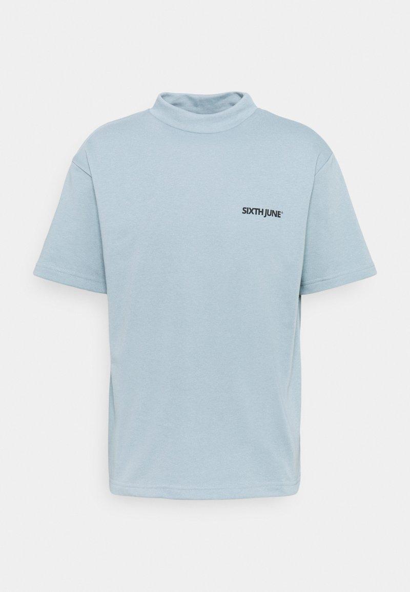 Sixth June - ESSENTIAL TEE - Basic T-shirt - blue