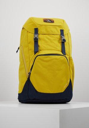 WALKER - Hiking rucksack - mustard