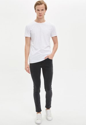 Jeans slim fit - anthracite
