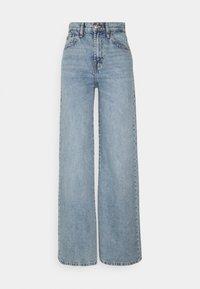 ONLY Tall - ONLHOPE LIFE WIDE - Flared jeans - light blue denim - 0