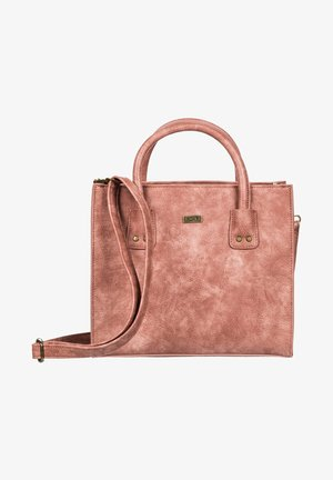 HAPPY VIBES - MITTLERE - Handbag - ash rose
