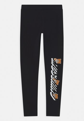 ADDITION - Leggings - Trousers - black