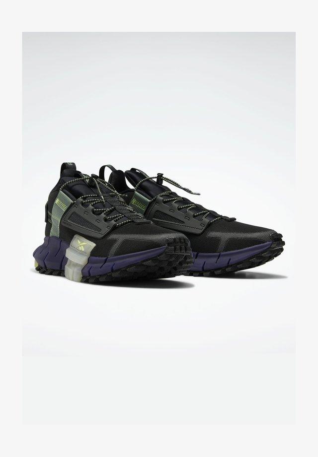 ZIG KINETICA EDGE SHOES - Zapatillas de competición - black