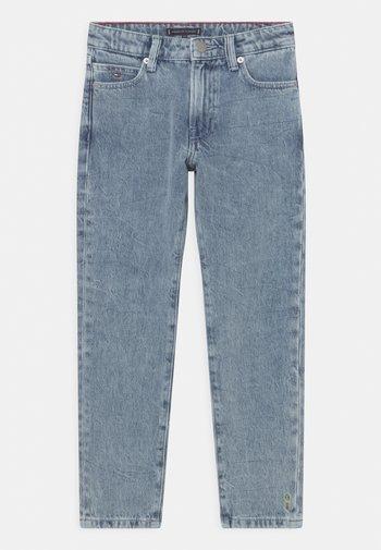 MODERN STRAIGHT - Straight leg -farkut - marblewashrig