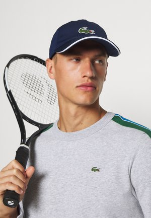 TENNIS BIG LOGO UNISEX - Casquette - navy blue/white