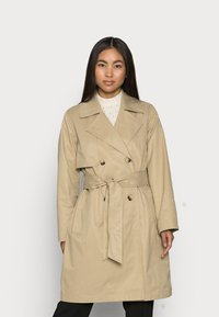 Selected Femme Petite - SLFWEKA - Trenchcoat - cornstalk - 0