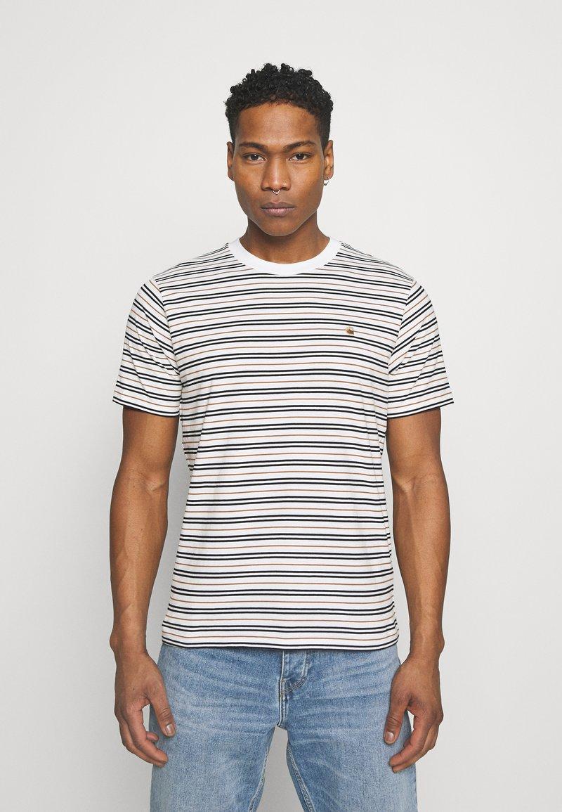 Carhartt WIP - AKRON - Print T-shirt - multi-coloured