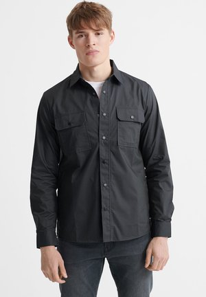 SURPLUS WORKER - Shirt - darkest olive