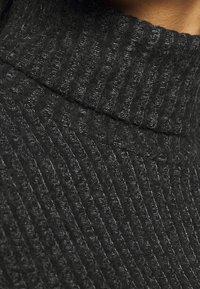 Even&Odd - Jumper - mottled dark grey - 6