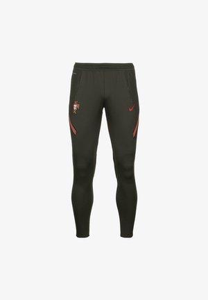 National team wear - sequoia / sport red