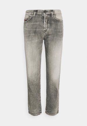 FINING - Jeans Tapered Fit - washed black