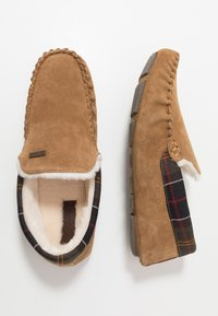 Barbour - MONTY - Slippers - camel - 1