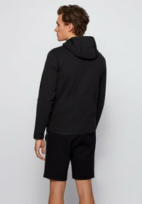 BOSS - Zip-up hoodie - black - 2