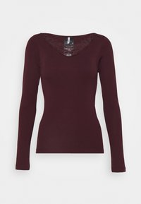 ONLY - ONLKIRA LIFE TOP  - Long sleeved top - port royale - 0